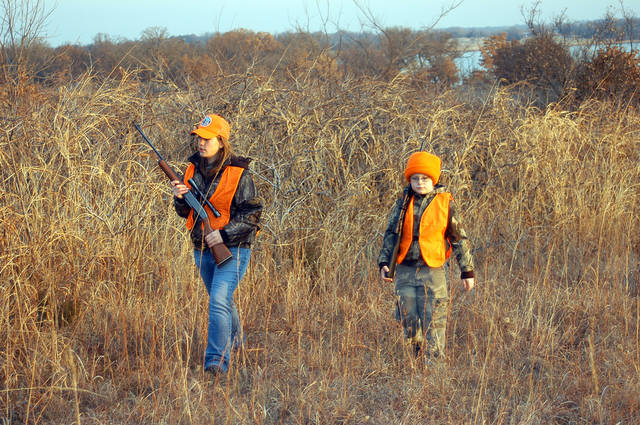 New oklahoma hunting regulations take effect friday news ok for Oklahoma fishing license age