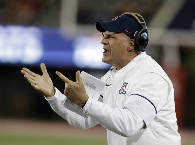 Rich Rodriguez Allegedly Had His Wife and Mistress On ...