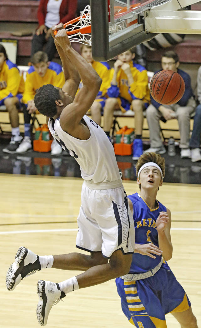 Boys high school basketball: David Sumo leads Norman past ...