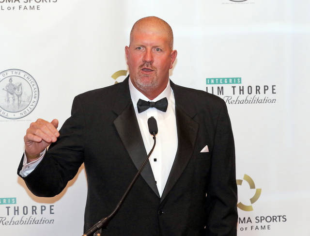 Oklahoma Sports Hall of Fame: Bryant Reeves' trust in ...