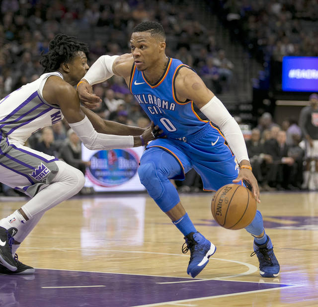 russell westbrook stunningly left - photo #44