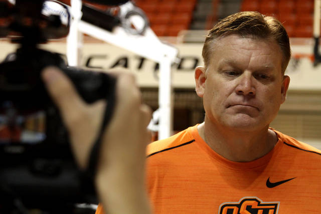 And delights its fans - by hiring away OK State's Brad Underwood