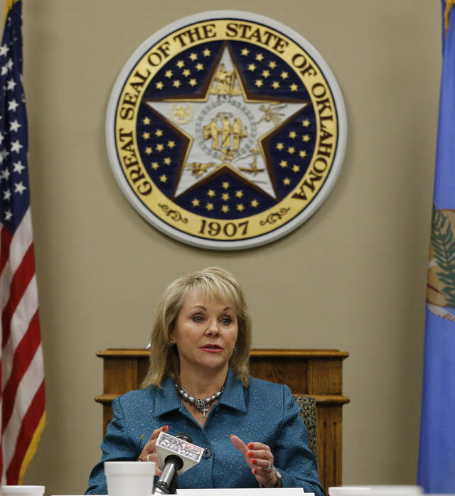 Questions And Answers With Oklahoma's Governor Candidates