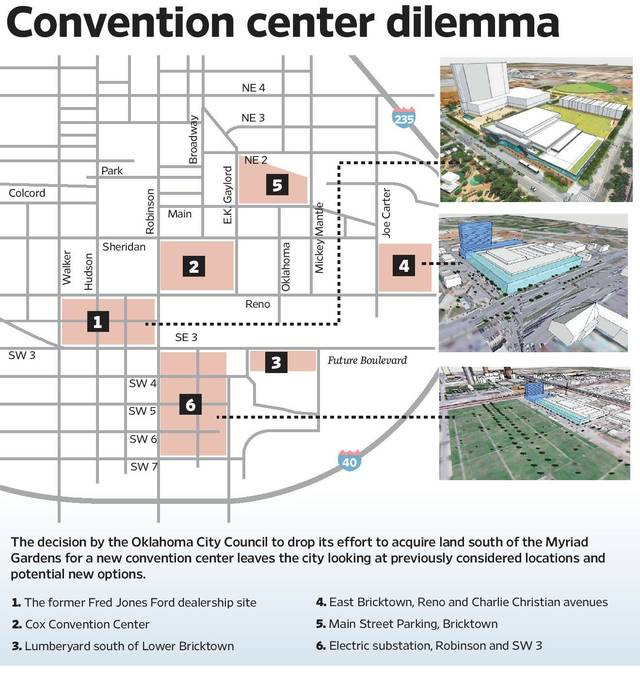 Hotels Close To Cox Convention Center